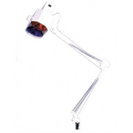 Lampa na podczerwień 150W i światło niebieskie 80W