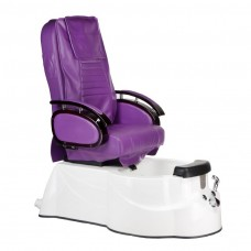 BR-3820D Fotel Pedicure SPA Fioletowy