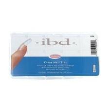 Tipsy clear Rozmiary 1-10, 100szt IBD