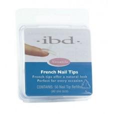 Tipsy french Rozmiary od 1 do 10, 50szt IBD