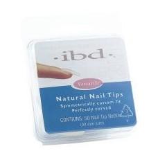 Tipsy natural Rozmiary od 1 do 10, 50szt IBD