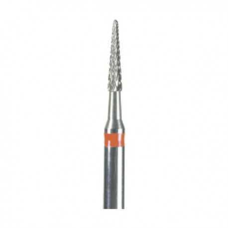 Frez do akrylu i żelu fi 1,6/8,0mm stożek