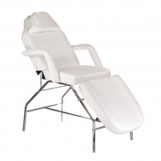 BR-3351 Fotel kosmetyczny Biały