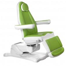 Mazaro BR-6672B Elektryczny fotel kosmetyczny Zielony