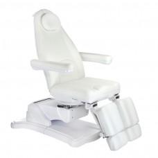 Mazaro BR-6672A Elektryczny fotel kosmetyczny Biały