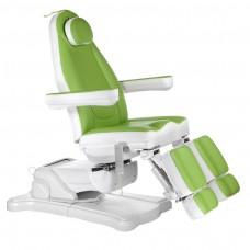 Mazaro BR-6672A Elektryczny fotel kosmetyczny Zielony