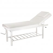 BW-218 Łóżko do masażu Białe
