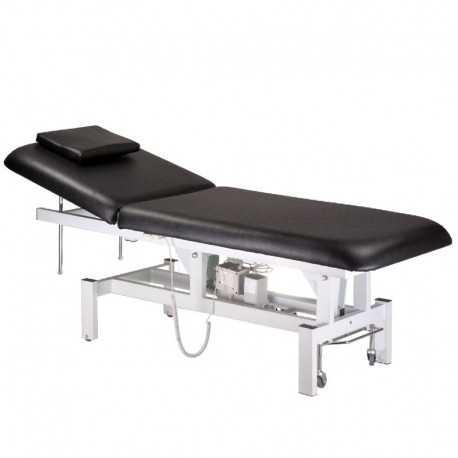 BD-8230 Elektryczny stół do masażu Czarny