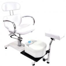 SPA 2 Fotel kosmetyczny hydrauliczny z masażerem
