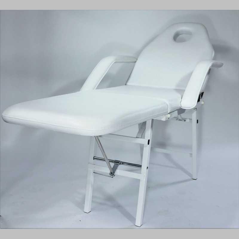 Nietypowy Okaz Fotel kosmetyczny przenośny BASIC UC22