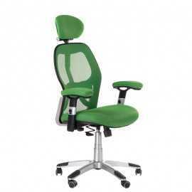 BX-4144 Fotel biurowy Zielony