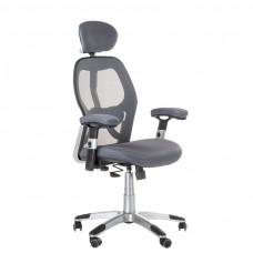 BX-4144 Fotel biurowy Szary