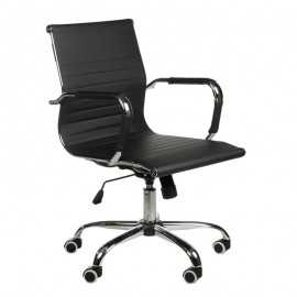 BX-5855 Fotel biurowy Czarny