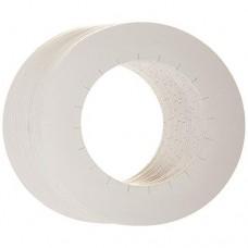 Osłonka papierowa na puszkę wosku 10szt