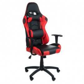 Fotel biurowy RACER BX-3700 Czerwony
