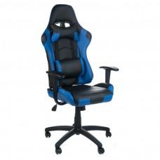 Fotel biurowy RACER BX-3700 Niebieski