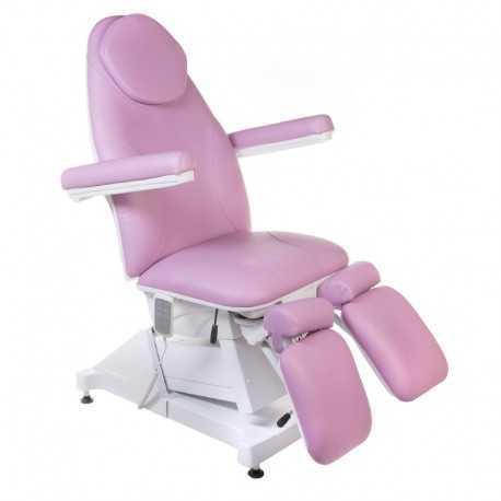 Fotel kosmetyczny / pedicure AMALFI Wrzos