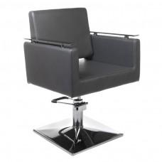 Fotel fryzjerski MILO BH-6333 Czarny, Brąz, Szary