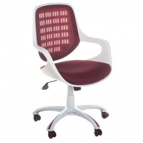Fotel biurowy CorpoComfort BX-4325 Burgund