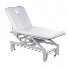 Elektryczne łóżko do masażu BT-2114 białe