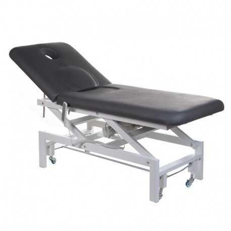 Elektryczne łóżko do masażu BT-2114 szare
