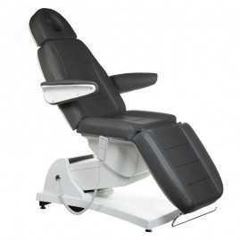 Bologna BG-228 Szary Elektryczny fotel kosmetyczny