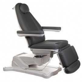 Mazaro BR-6672 Elektryczny fotel kosmetyczny Szary