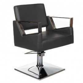BR-3936A Fotel fryzjerski ARTURO Szary