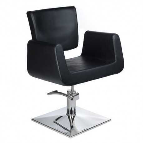Fotel fryzjerski Vito Czarny
