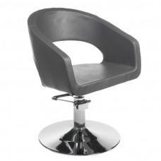 Fotel fryzjerski Paolo Szary
