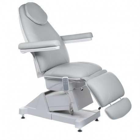 Fotel kosmetyczny AMALFI Szary