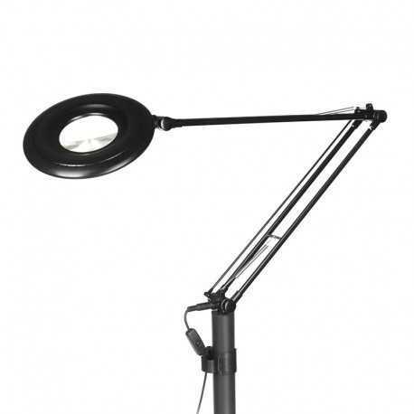 Lampa LED z lupą INKOO