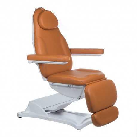 Fotel kosmetyczny MODENA Pomarańczowy