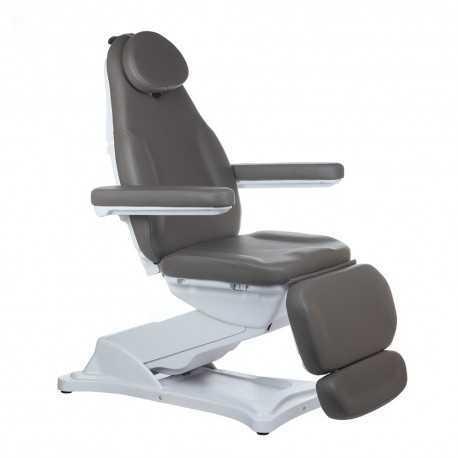 Fotel kosmetyczny MODENA Szary