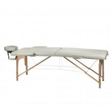 BS-523  Stół do masażu i rehabilitacji Szary