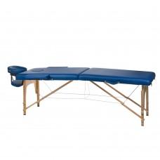 BS-523 Stół do masażu i rehabilitacji Niebieski
