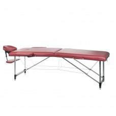 BS-723  Stół do masażu i rehabilitacji Burgund