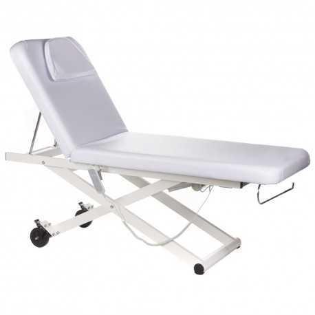 Elektryczny stół rehabilitacyjny BY-1041 Biały