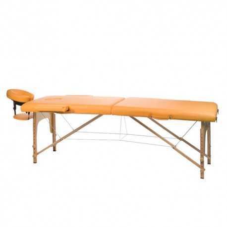 BS-523  Stół do masażu i rehabilitacji Pomarańczowy
