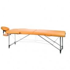 BS-723  Stół do masażu i rehabilitacji Pomarańczowy