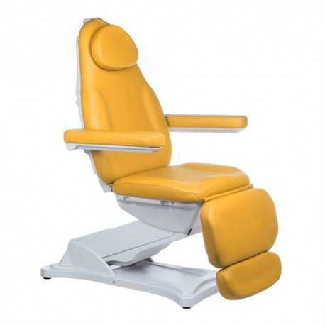Fotel kosmetyczny MODENA Miodowy