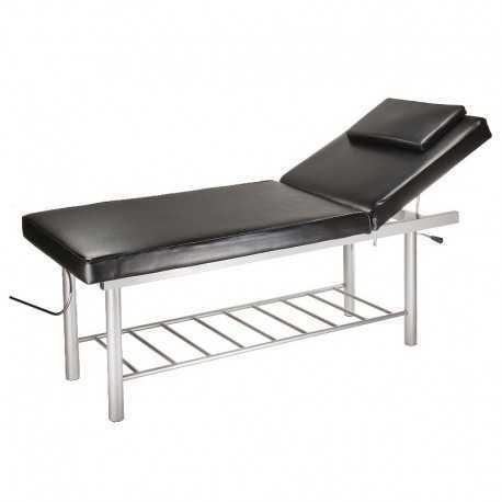 BW-218 Łóżko do masażu Czarne